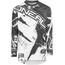 ONeal Element Fietsshirt lange mouwen Heren Shocker wit/zwart